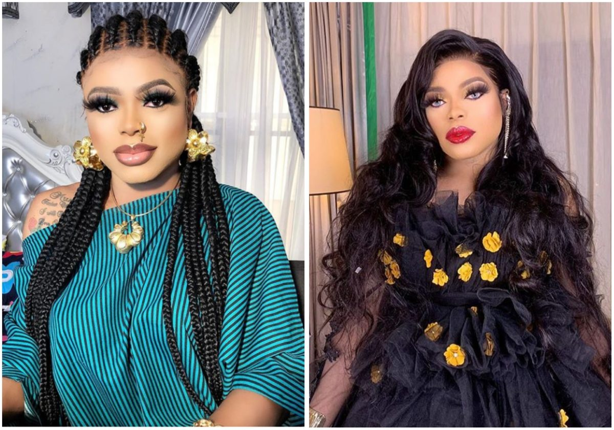 Bobrisky verbally attacked by some Nigerians at an event in Dubai (Video)