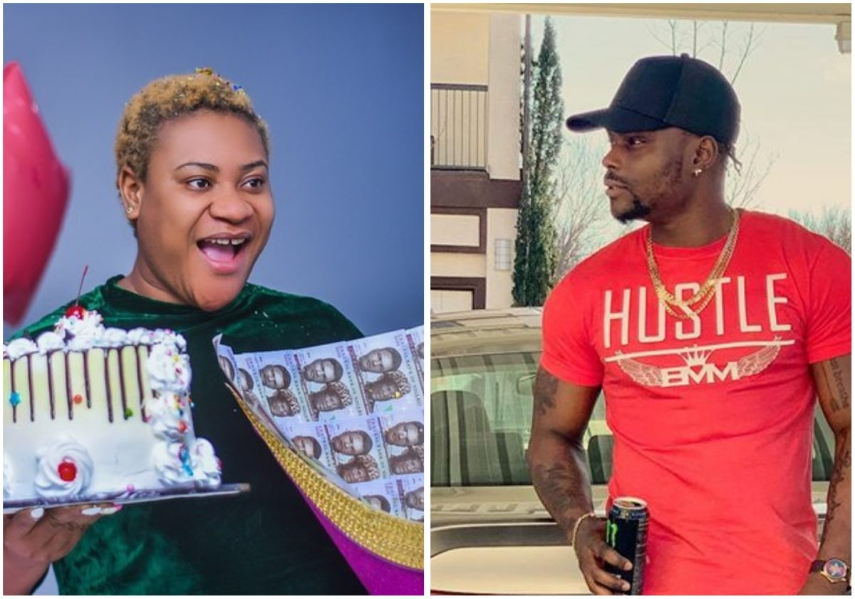 Actress Nkechi Blessing and boyfriend Mike relationship allegedly crashes
