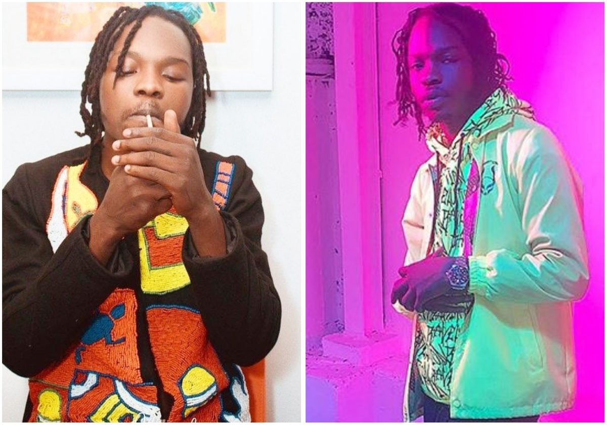"""""""I'm not interested in competing with anyone"""" – Naira Marley reveals"""