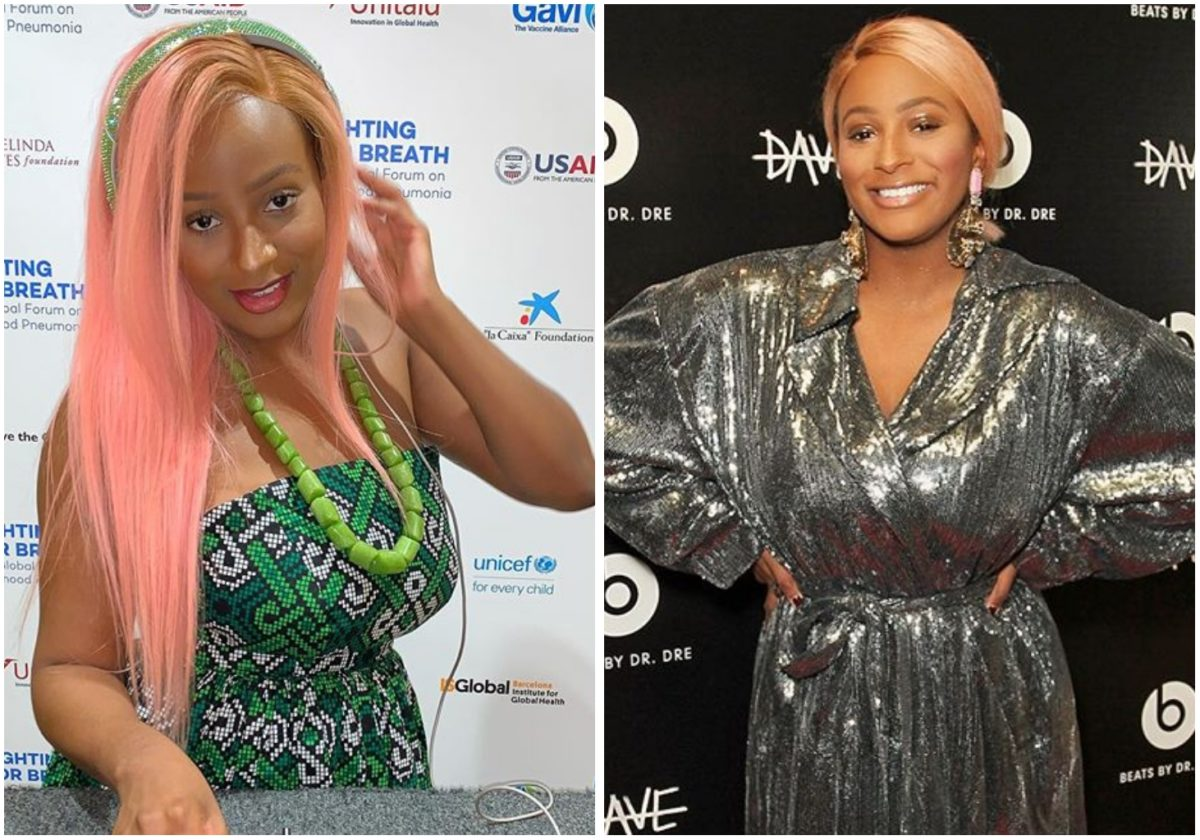 """""""I'll ALWAYS make you laugh"""" – DJ Cuppy reveals the best thing about her lifestyle"""