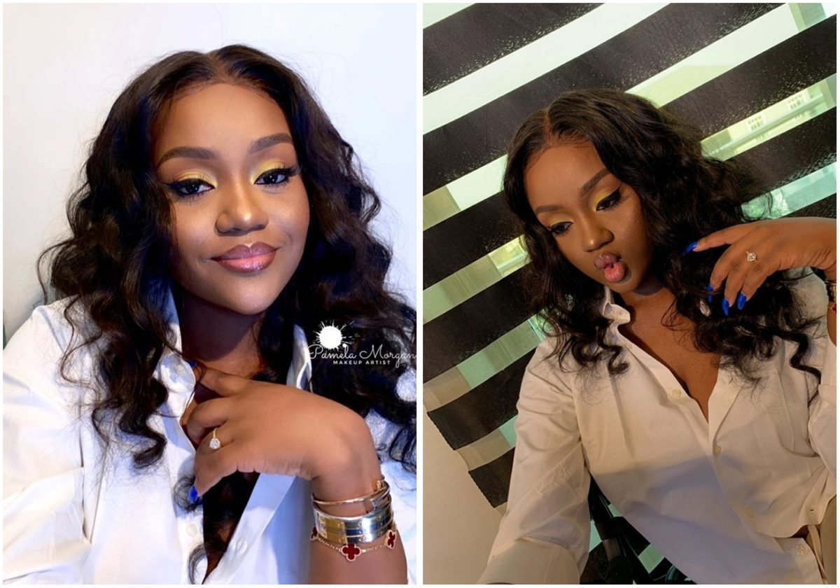 The Baddest!! – Chioma as she slays in a dazzling new photos