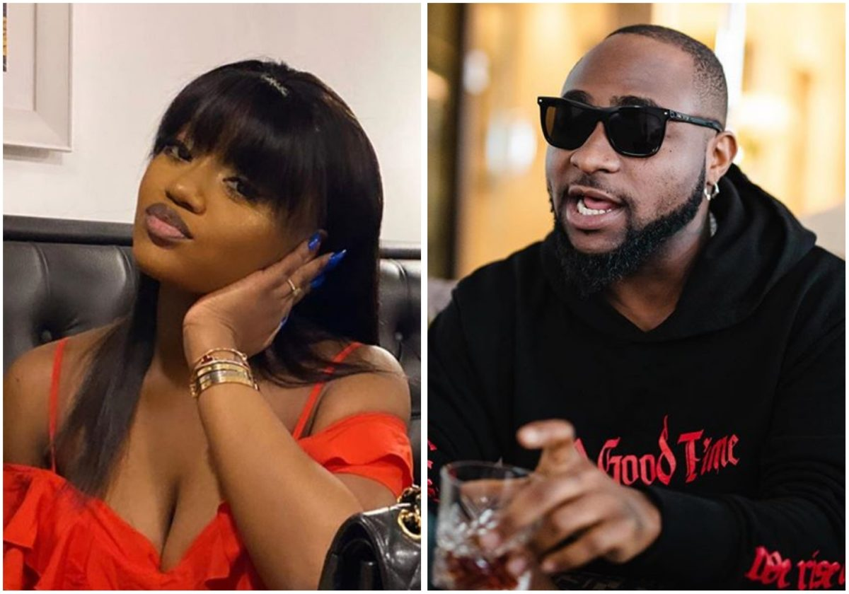 Davido profess undying love to Chioma, promise to impregnate her once more (Photo)
