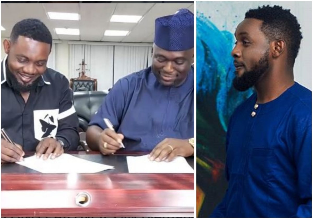 Comedian AY renew endorsement deal with Coleman Cables (Video)