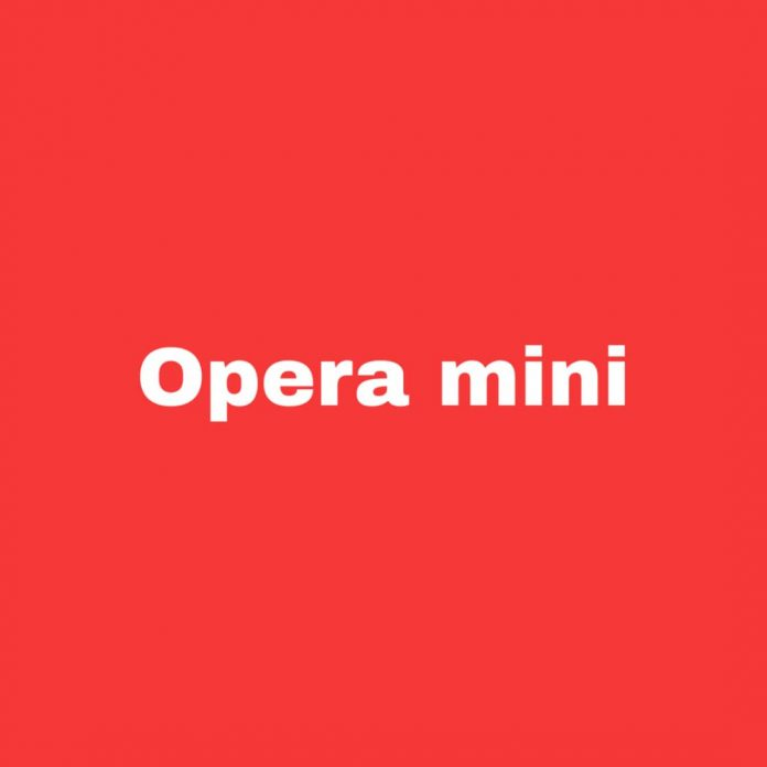 Mtn 1GB for 100 naira Opera Mini Data Plan