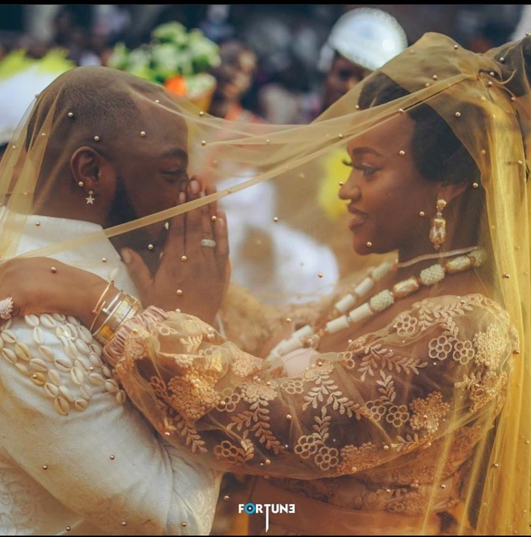 Davido is currently engaged to his fiancée, Chioma Avril Rowland