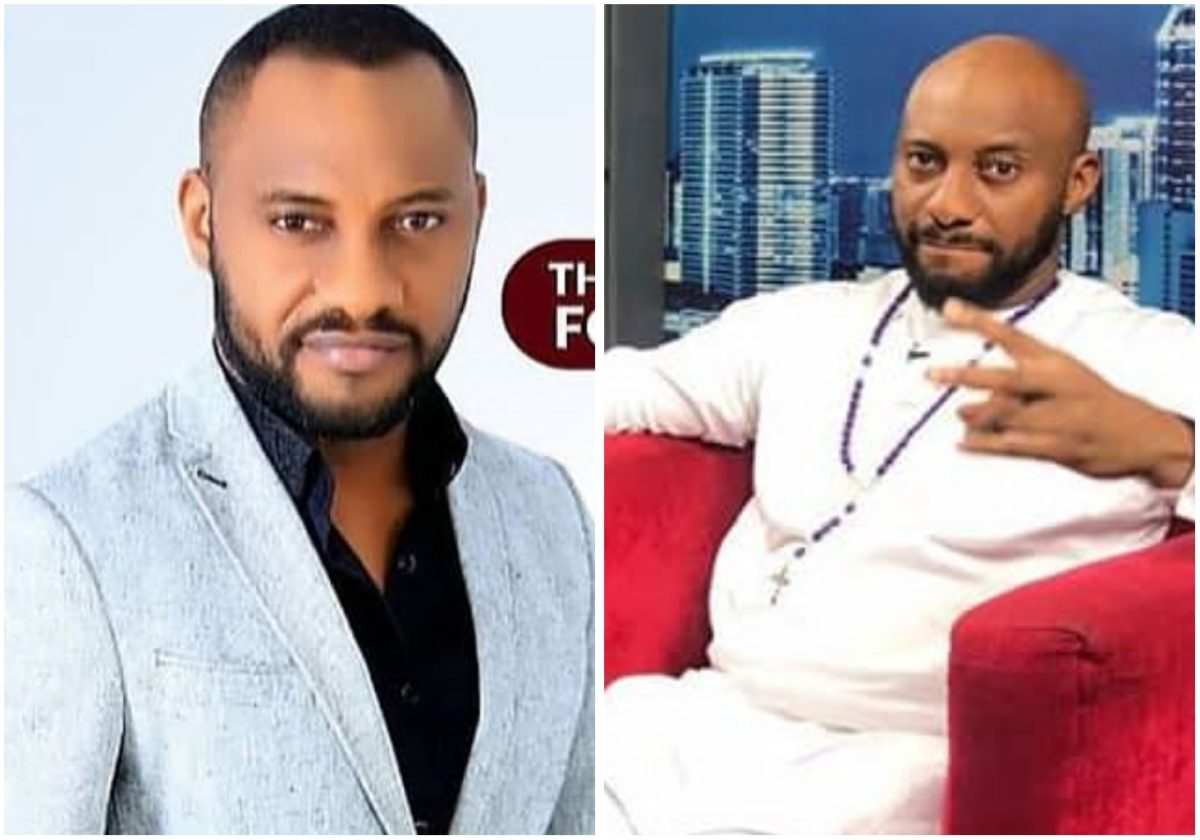 Actor Yul Edochie advise a follower who disagreed with his motivational post