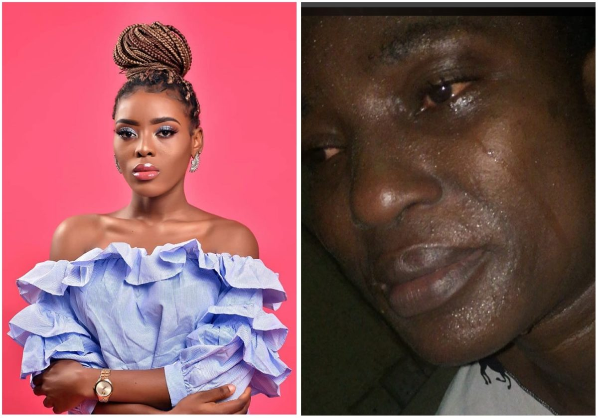 Media personality, Abike Olawuni calls out stepfather for assaulting her mother (Video)