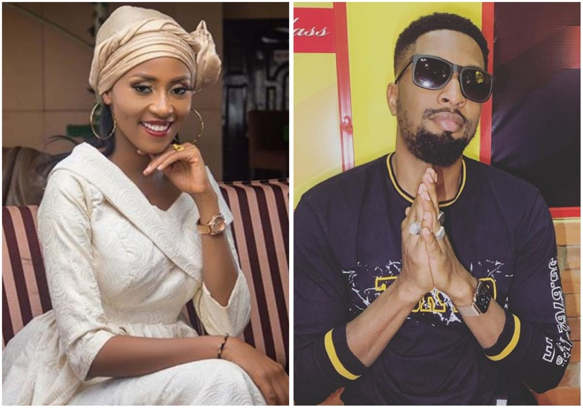 Actress, Maryam Booth sues Deezell over leaked nude video