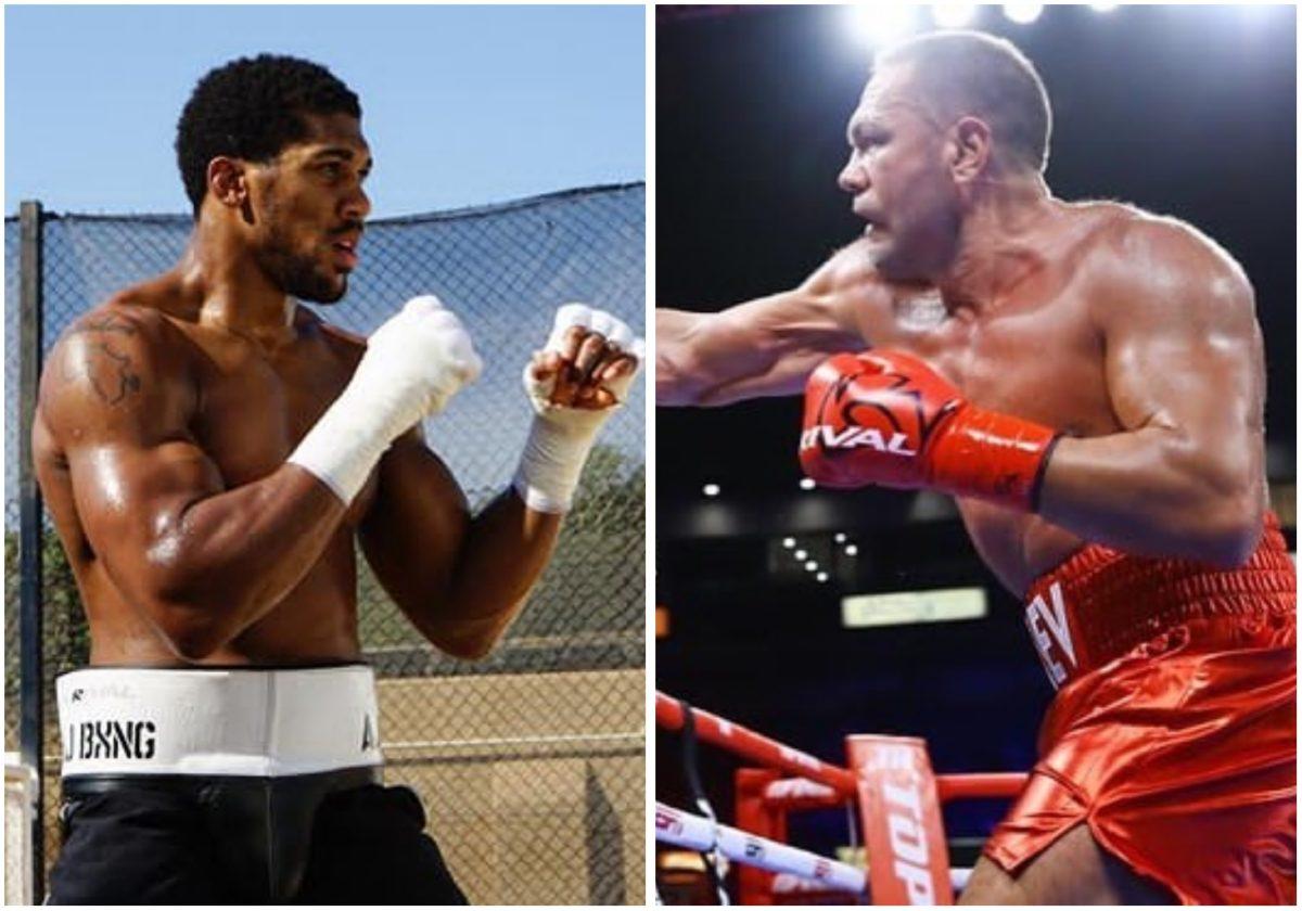 Anthony Joshua to defend world heavyweight title against Kubrat Pulev