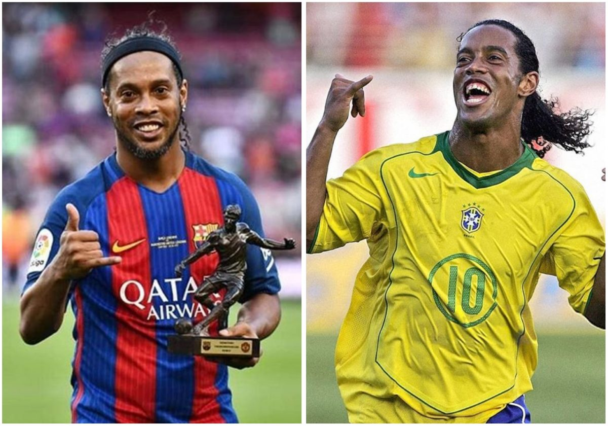 Ronaldinho arrested in Paraguay for allegedly using fake passport