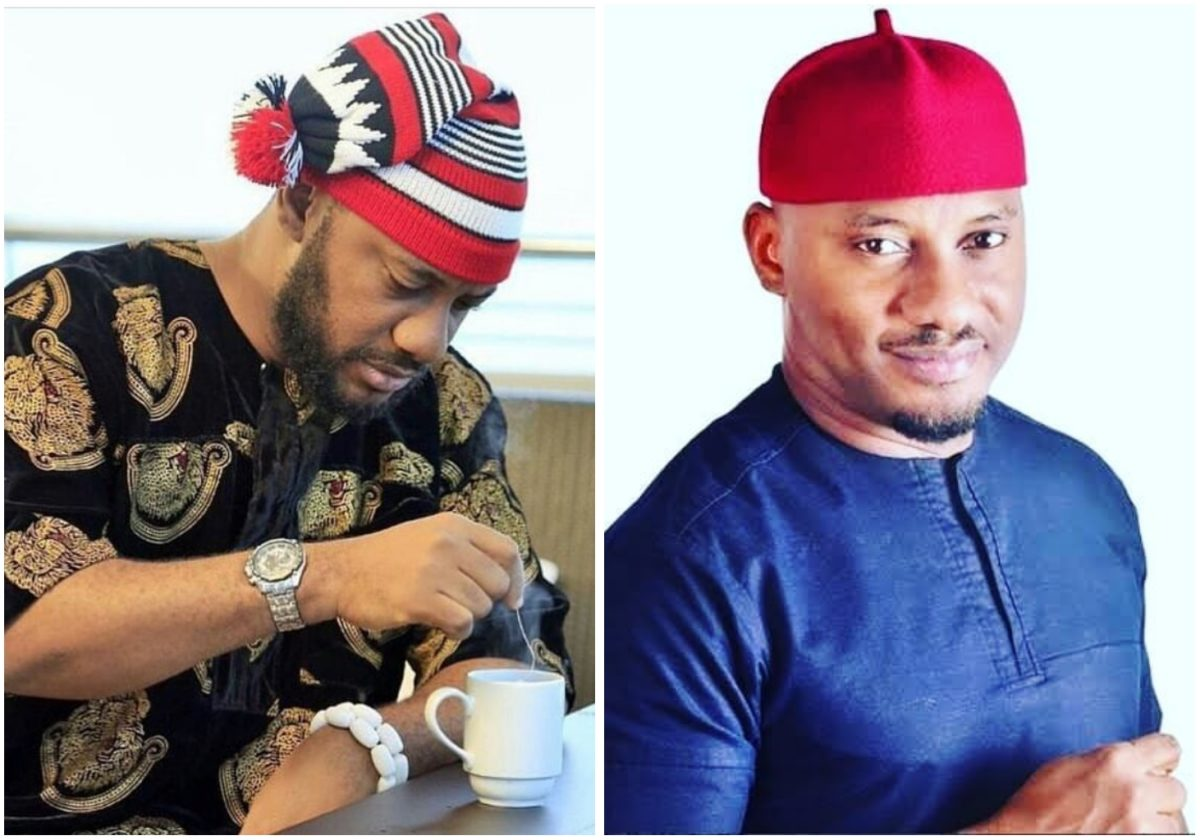 """""""Don't marry a career women and force her to stay at home"""" – Yul Edochie"""