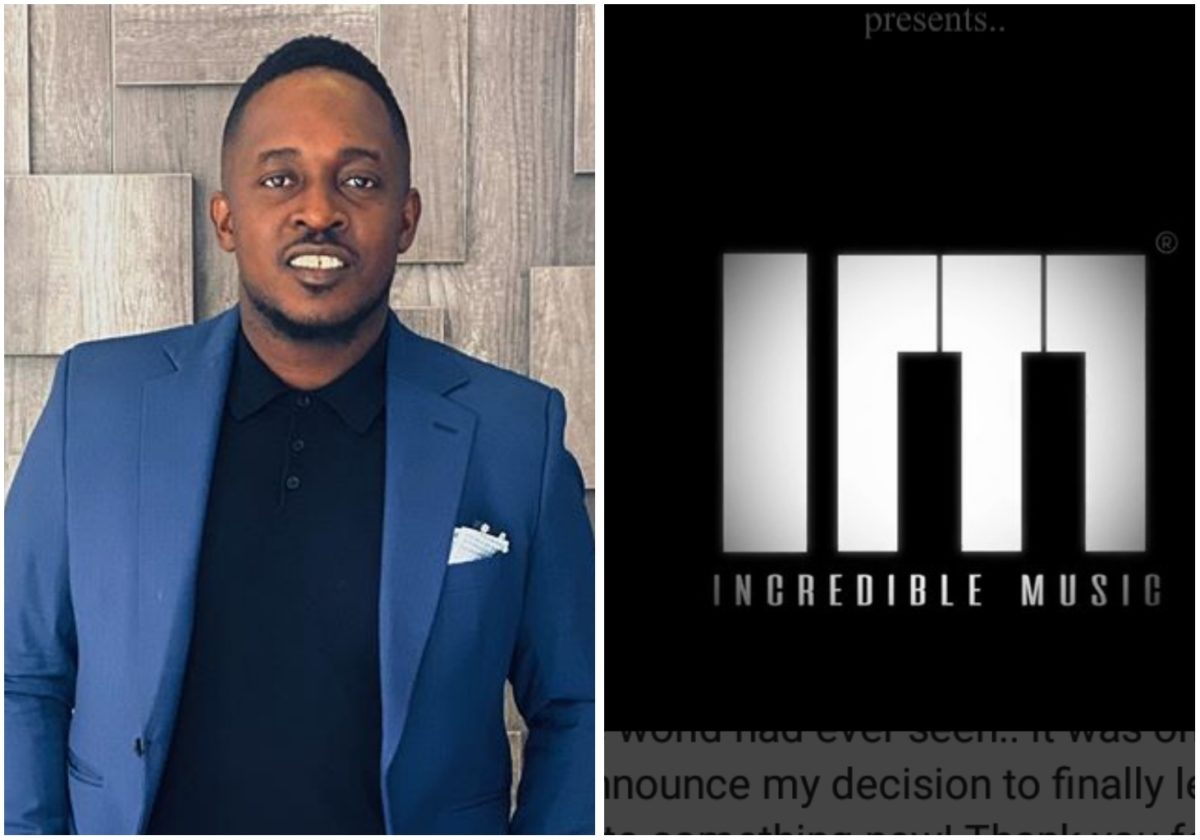 Rapper MI dumps Chocolate City after 13 years, start Incredible Music Label (Video)