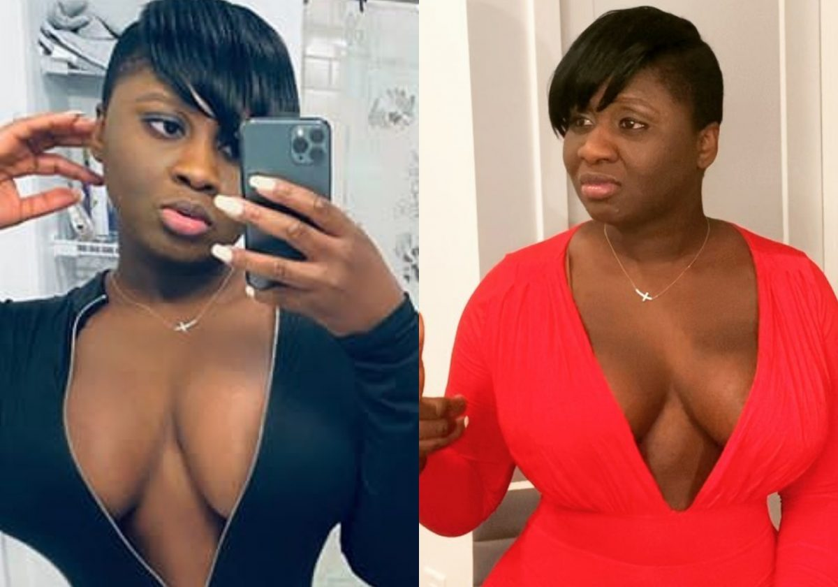 Actress Princess Shyngle opens up on why she's getting fat and thicker (Video)
