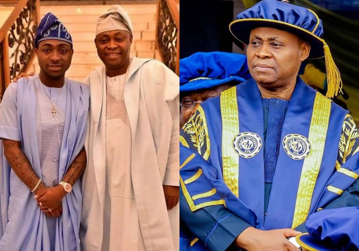 Davido's father, Deji Adeleke Donates N1billion to aid fight against Covid-19