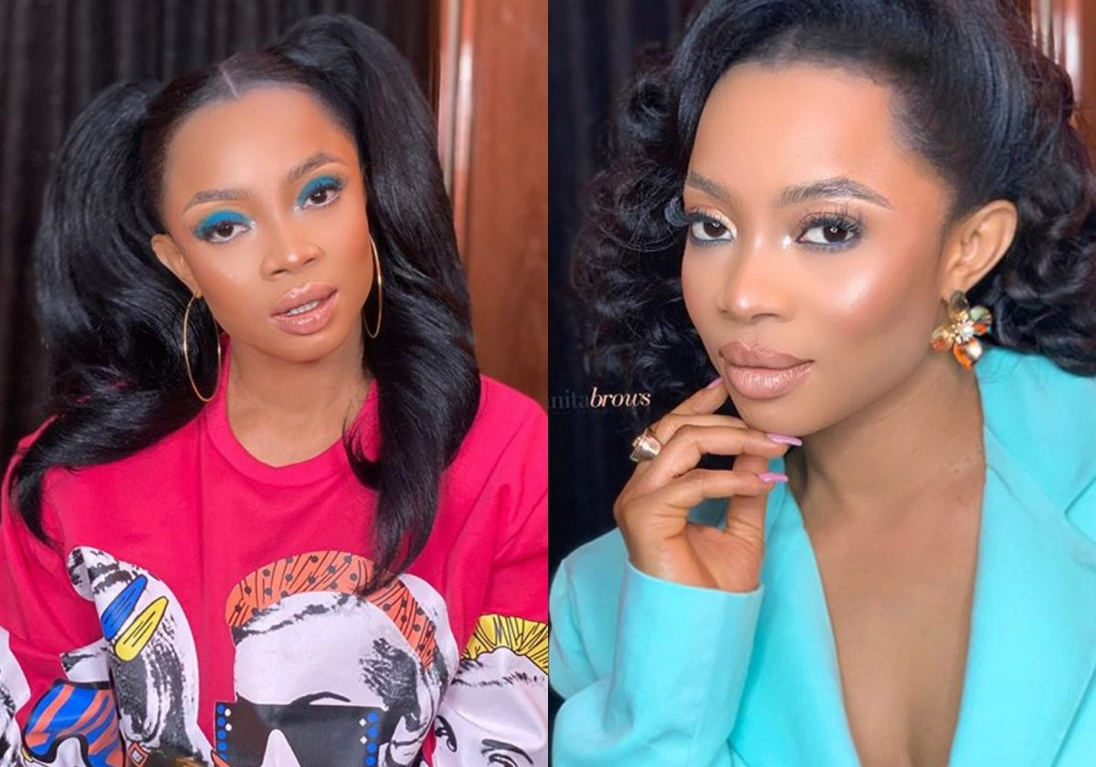 Coronavirus: Toke Makinwa reacts to fans calling her 'insensitive' on her opinions