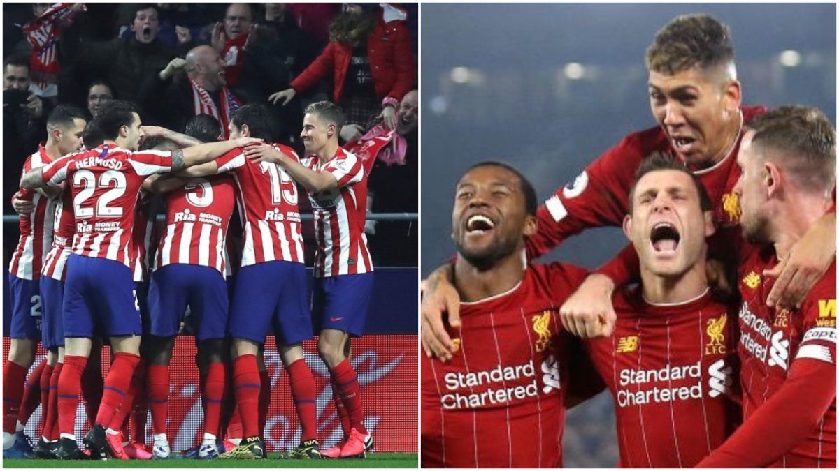 Atletico ends Liverpool's champions league hope