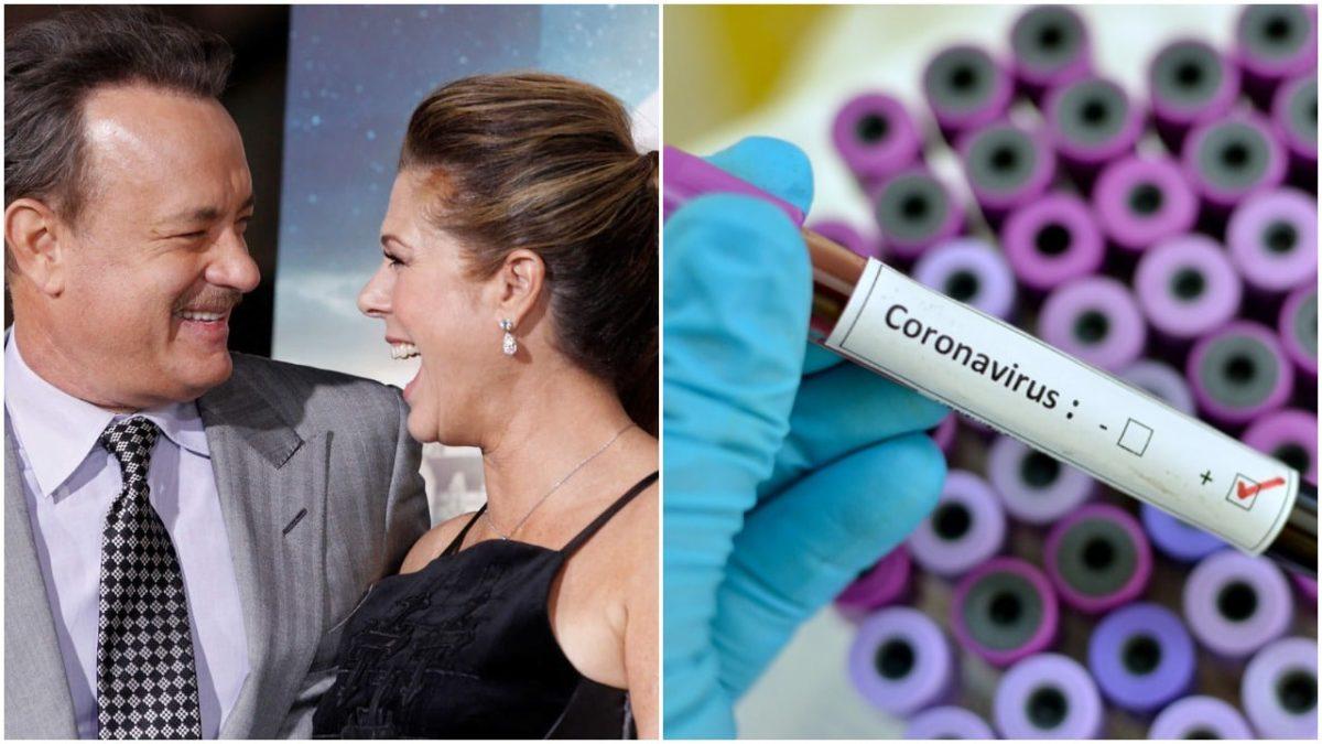 Tom Hanks and wife tested positive for Coronavirus