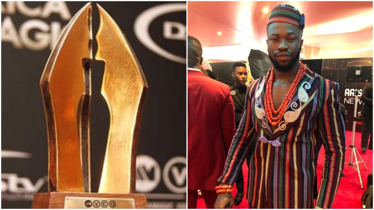 AMVCA7 is up and the photos from red carpet are cute