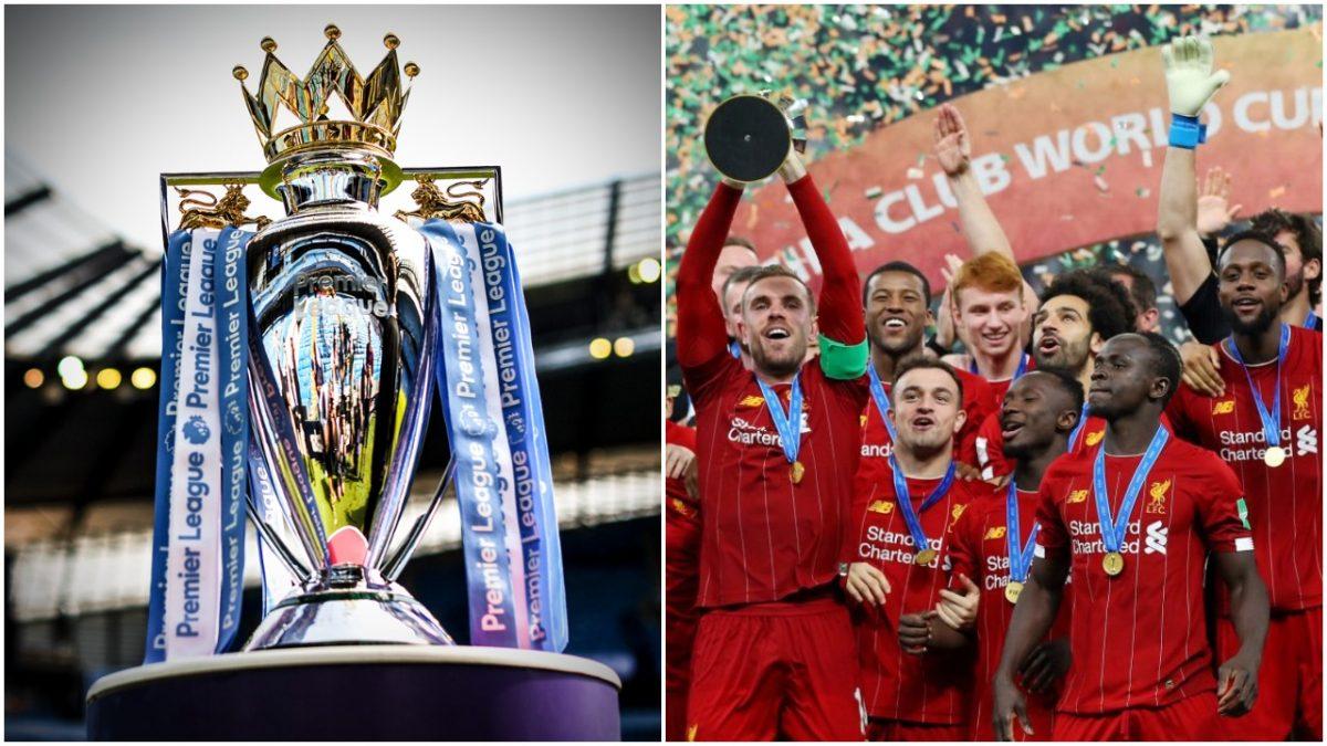 Premier League returns in June by playing behind closed doors