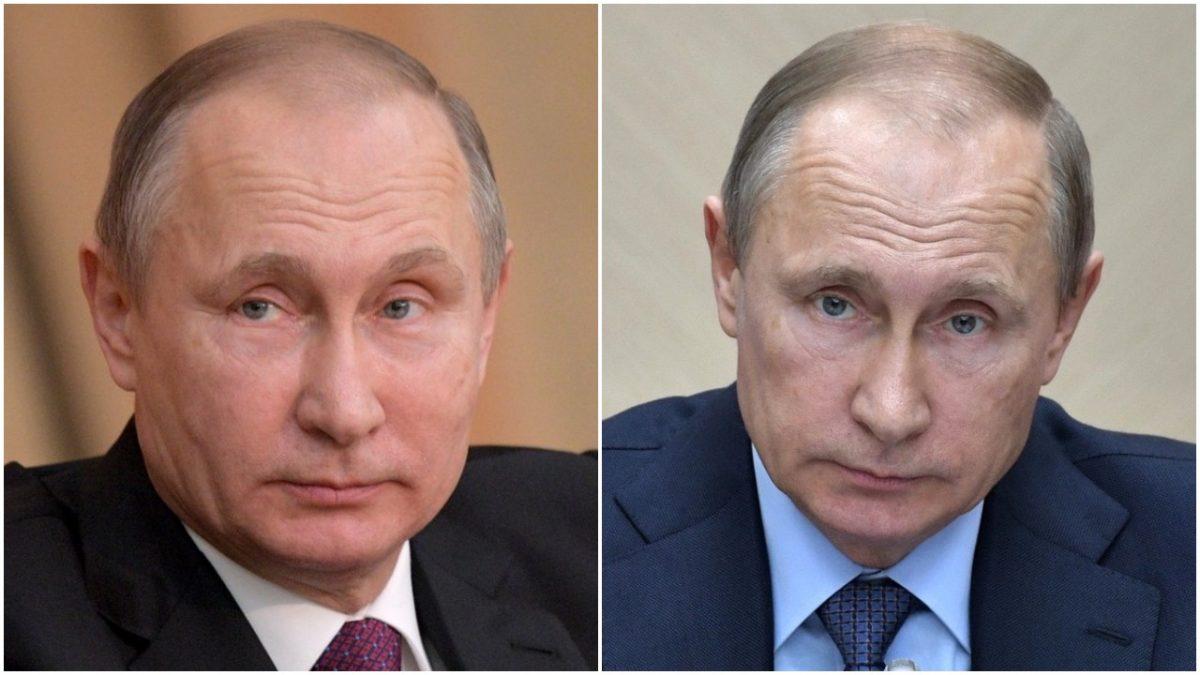 Russian President Vladimir Putin Release Lions