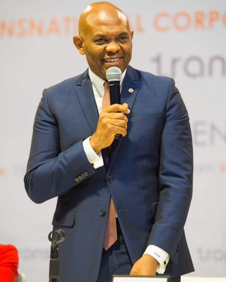 Tony Elumelu - Estimated Net Worth $1.4 Billion