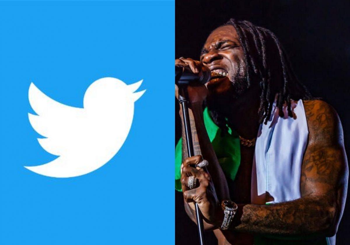 Singer Burnaboy quits Twitter over Nigerians altitude towards his behaviors