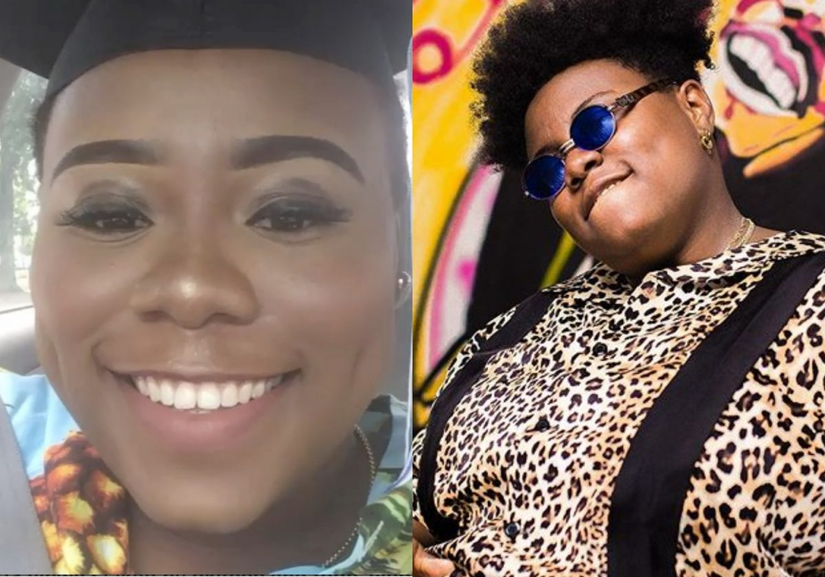 Teni reminice on her graduation day, says it's one of the best day of my life (Video)