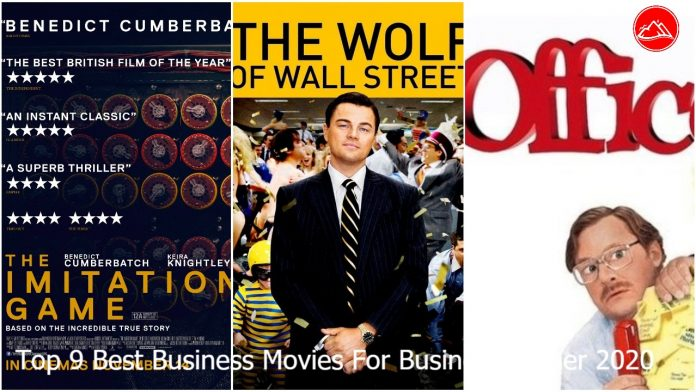 Top 9 Best Business Movies For Business Owner 2020