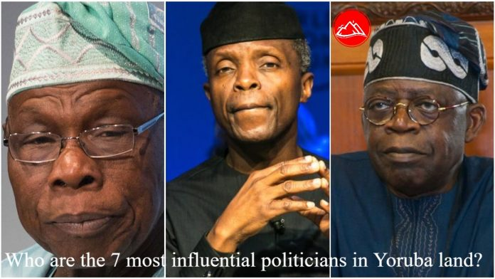 Top 7 Most Influential Politicians in Yoruba Land (2021)