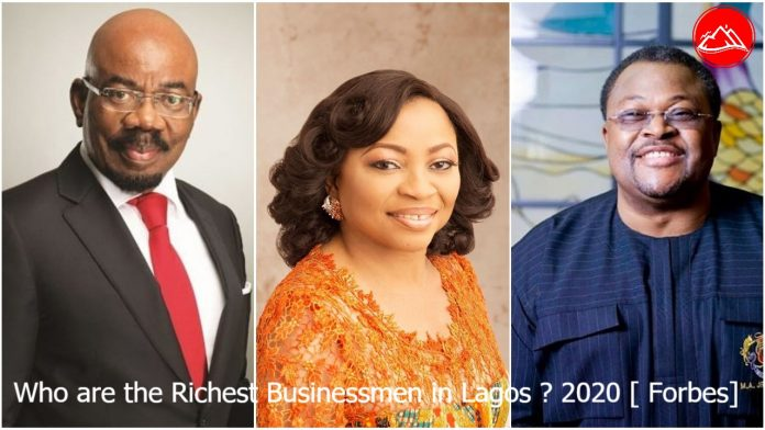 Who are the Richest Businessmen in Lagos ? 2020 [ Forbes]