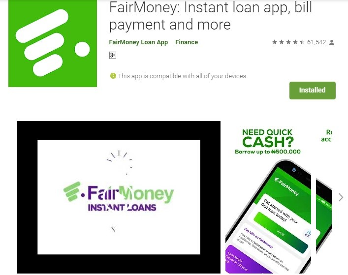 The 5 Best Quick Loan apps without collateral in Nigeria 2020