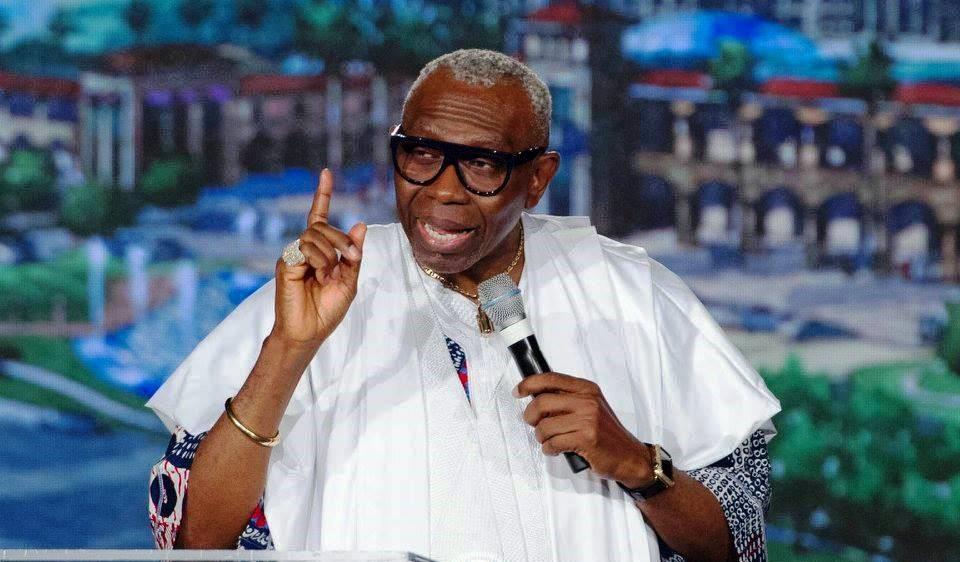 Bishop Ayodele Oritsejafor (Net worth: $3 million)