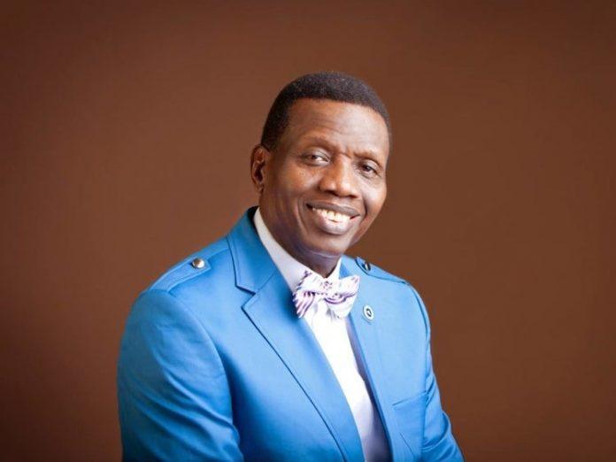 Pastor E.A. Adeboye (Net worth: $39 million)