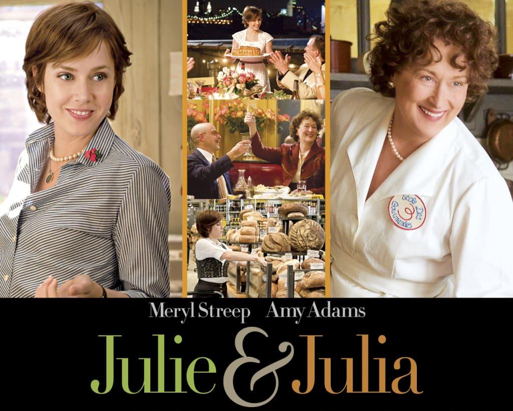 Best Excitation Movie: Julie & Julia