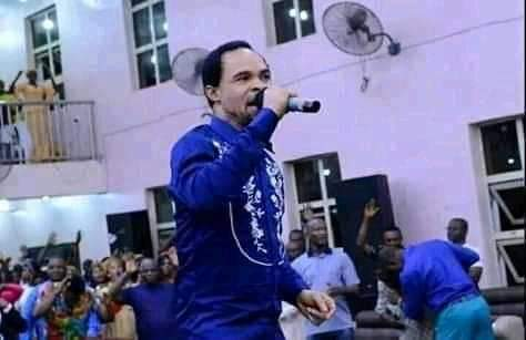 Prophet Odumeje greets workers on Labour day