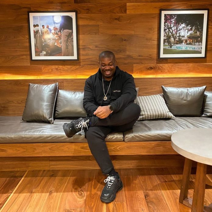 I never had money issues with D'Banj, we're still together - Don Jazzy (video)