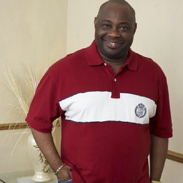 Bukky Wright Celebrates Dele Momodu as he turns 60