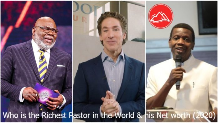 Who is the Richest Pastor in the World & his Net worth (2020)