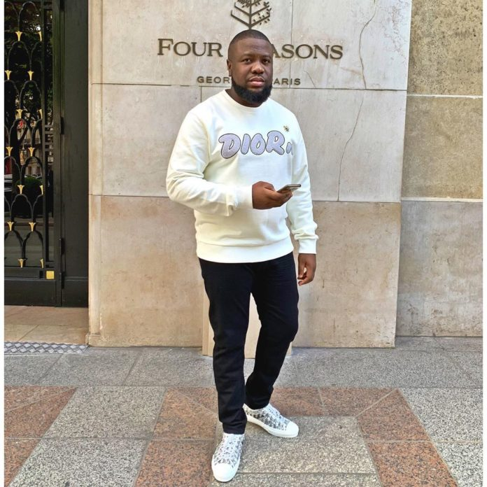 Popular rapper warned Hushpuppi in one of his songs, a social media user says (video)