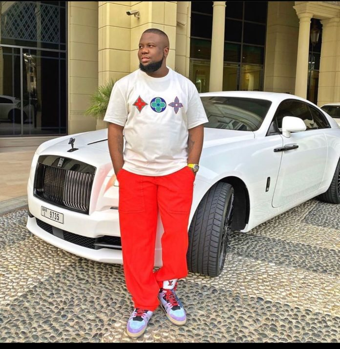 Be yourself and stop acting two face - Bobrisky support hushpuppi