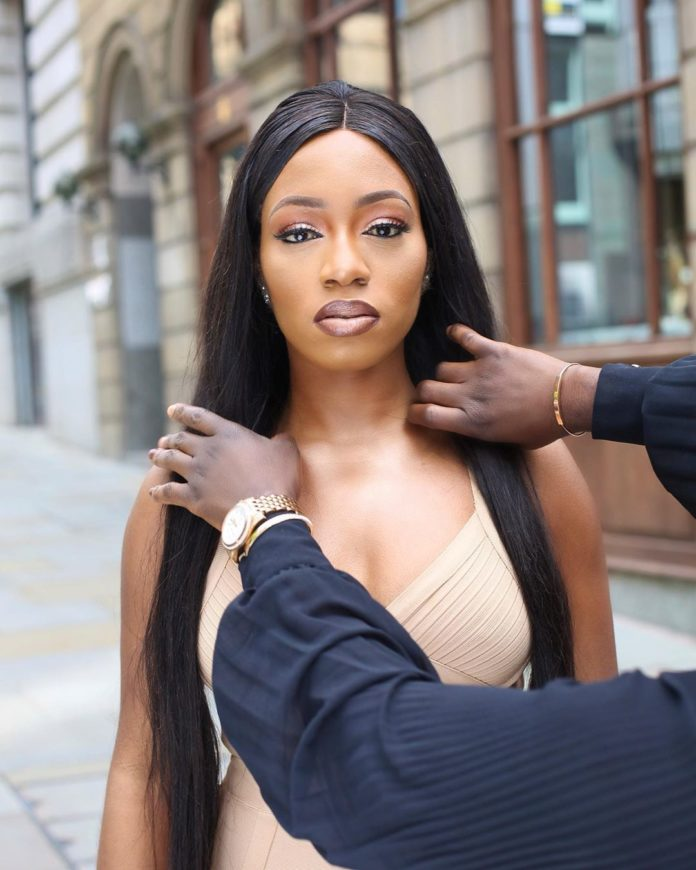 I Have just been removed from BBNaija WhatsApp group - Khafi says