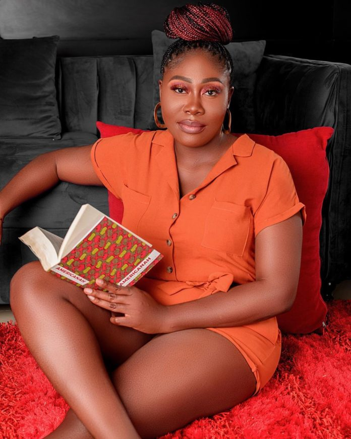 On Air Presenter Gbemi celebrates her 36th birthday in grand style with cute picture (Photo)