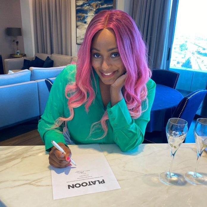 DJ Cuppy Partners With International Record Label Platoon Music