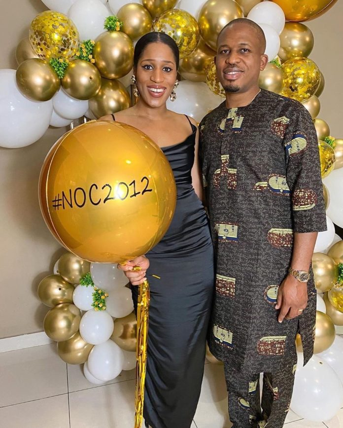 Naeto C and Nicole Chikwe Celebrate 8th Marriage Anniversary In Style (Photos)