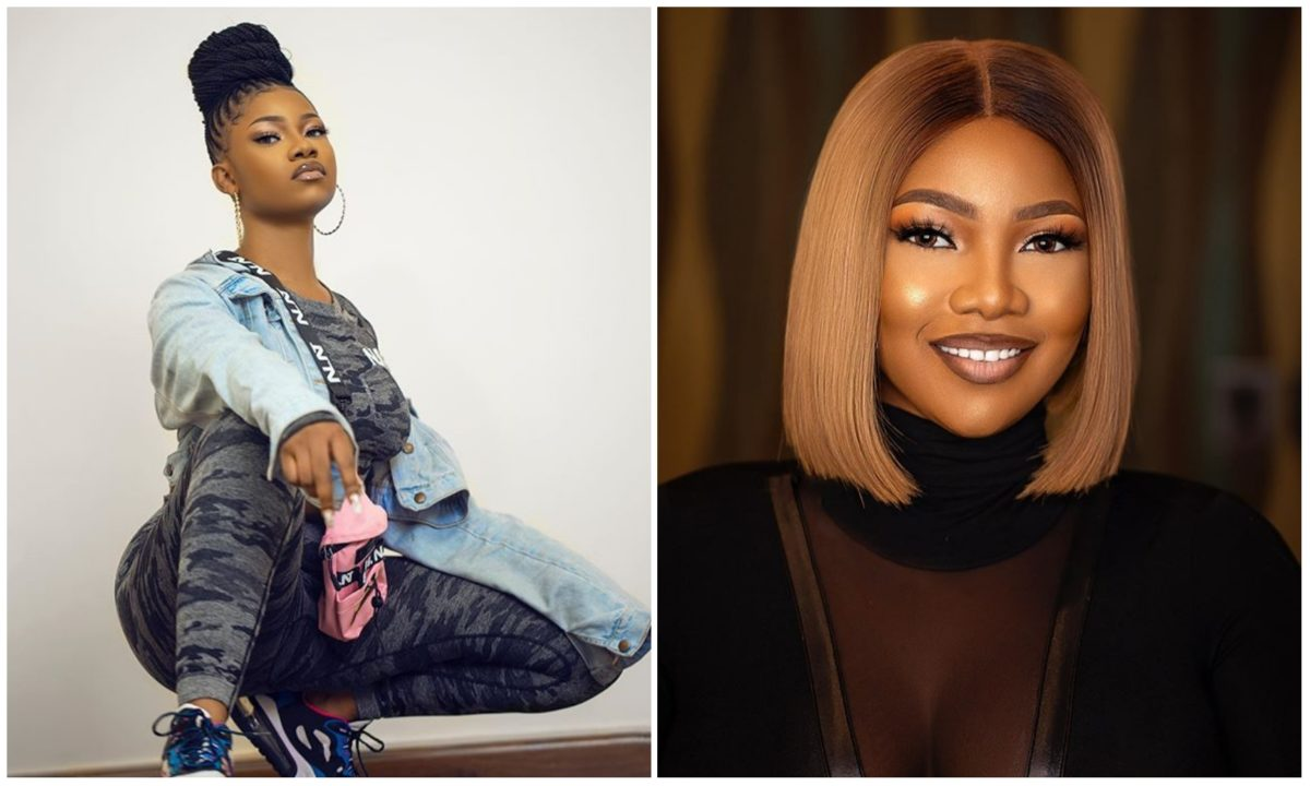 #BBNaija: Tacha list out names of top personalities that inspire her (Photo)