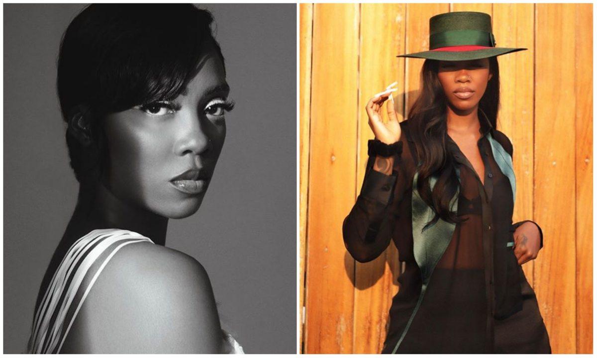 Tiwa Savage tracklist for her upcoming album 'Celia' (Screenshots)