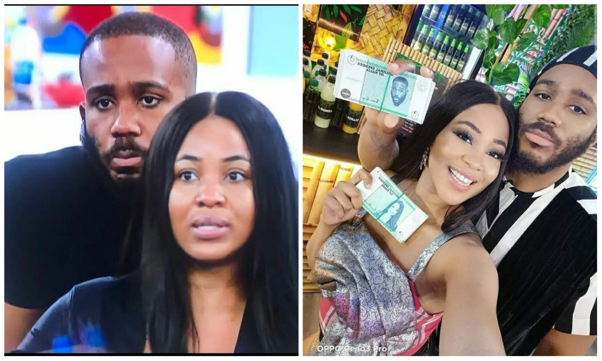 Trouble in paradise as Erica and Kiddwaya unfollow themselves on IG again