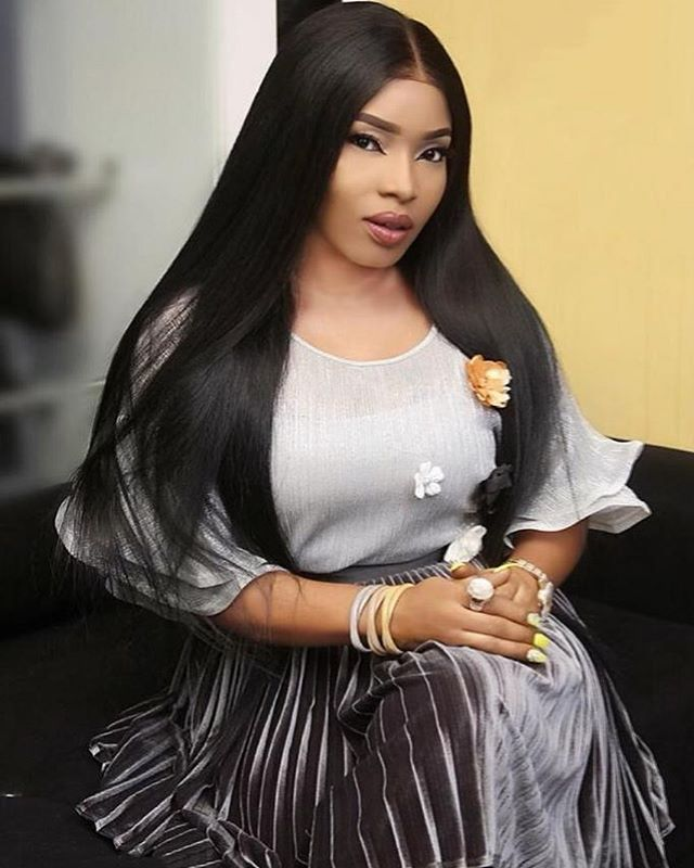 Using your kids to beg is a sin, use condom - Actress, Halima Abubakar beg Nigerians