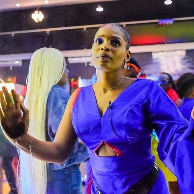 #BBNaija: Kaisha reveals the main reason why she attended Shiloh 2020