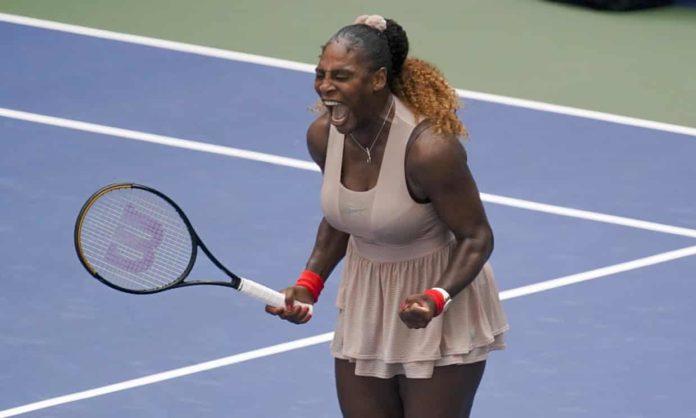 Serena Williams Defeats Sakkari 6-3, 7-6, 6-3 to reach U.S Open Quarter Finals